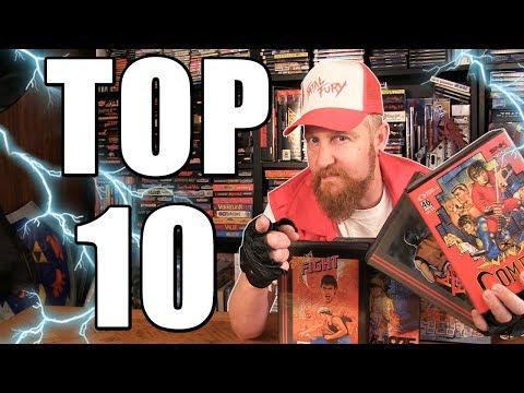 TOP 10 NEO GEO GAMES – Happy Console Gamer