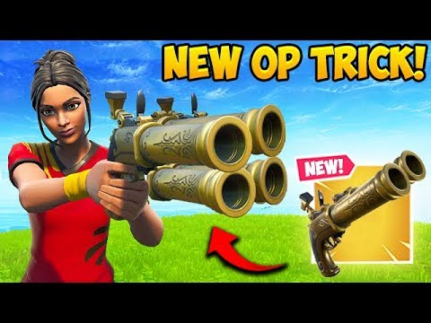 THIS FLINT KNOCK TRICK IS *SUPER OP* – Fortnite Funny Fails and WTF Moments! #588