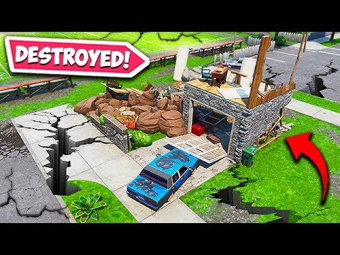 *NEW* PLEASANT PARK IS GETTING DESTROYED!! – Fortnite Funny Fails! #590