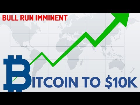 Crypto Bull Run! Bitcoin Price Moving Closer to $10,000 – Cryptocurrency News