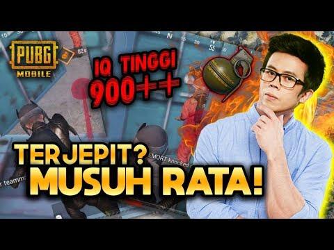 900++ IQ PLAYS ?! NO GUN JUST BOMB ?? GAK ADA SENJATA BOM PUN JADI – PUBG MOBILE INDONESIA