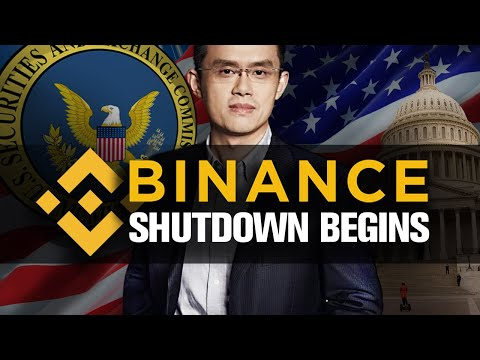 US Government Shutdown of Binance & $BNB Begins 😱 What Really Is Happening!