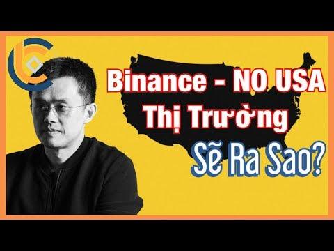 #372 – Tác động của Binance chặn USA | Cryptocurrency | Tiền Kỹ Thuật Số | Tài Chính