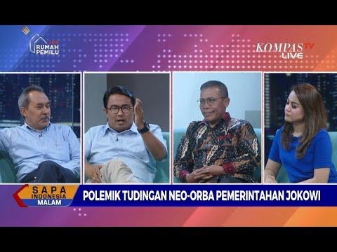 Dialog: Polemik Tudingan Neo-Orba Pemerintahan Jokowi (2)