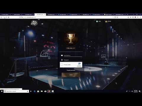 Digital Fantasy Sports :- First Token of $7 Billion Fantasy Sports Industry