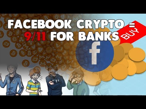 Facebook's Cryptocurrency is the 9/11 [D-DAY] for BANKS! – Libra? Facecoin? – THE END!!!