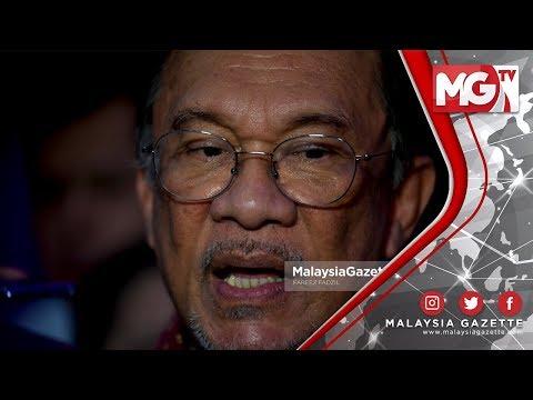 """TERKINI : DENGAR SINI!!! """"Siapa Kata? Ada Bukti!?"""" – Anwar Ibrahim"""