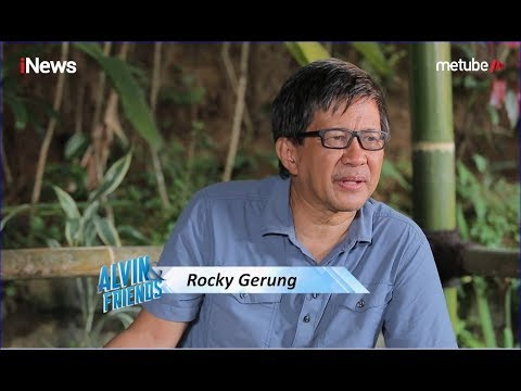 Ditanya Lawan Terberat Debat, Rocky Gerung: Tak Ada yang Setara Part 01 – Alvin & Friends 17/06