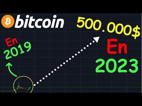 BITCOIN VAUDRA 500.000$ !? btc analyse technique crypto monnaie