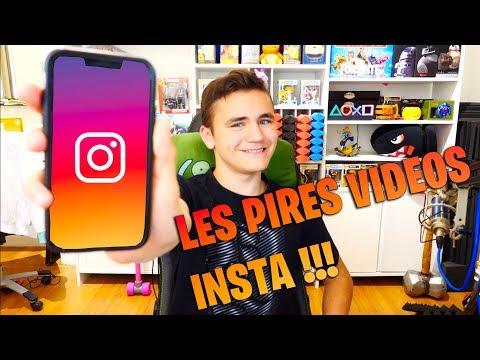 LES PIRES VIDEOS INSTAGRAM ! (et les meilleures) – Néo The One