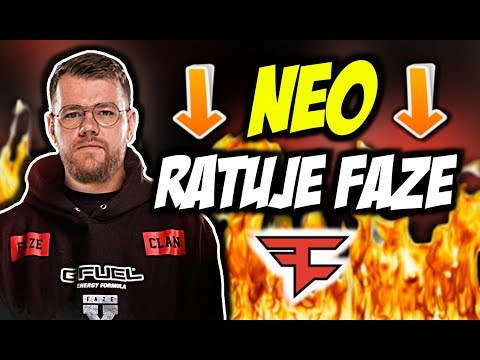 NEO RATUJE FAZE!!! NIKO IS BACK, FINAŁY PRO LIGI, SNEAKY NEO – CSGO BEST MOMENTS