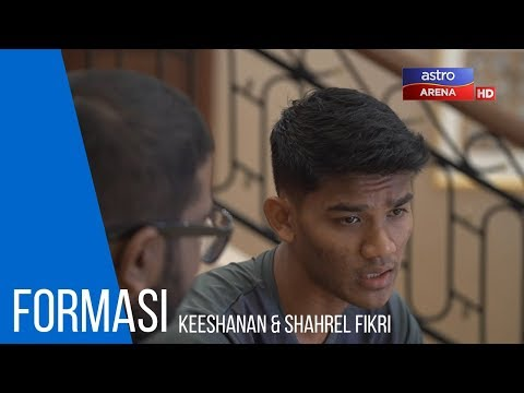Formasi Episod 20: Shahrel Fikri Ada Masalah Jantung?