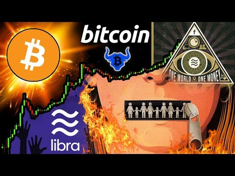 Why BITCOIN Price WILL Continue to RISE! The REAL THREAT of Facebook's $LIBRA 😱