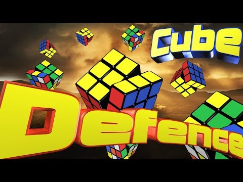 "Cube Defence🌸Doge Power🌸""DOGE DEFENCE?! """