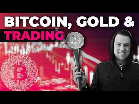 Ep 13 – Bitcoin, Gold, Sound Money and Trading with SAWCRUHTEEZ