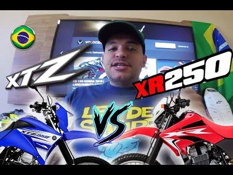 XR 250 Tornado vs XTZ 250 Lander – (2019) [DISCUSSÃO FINAL]