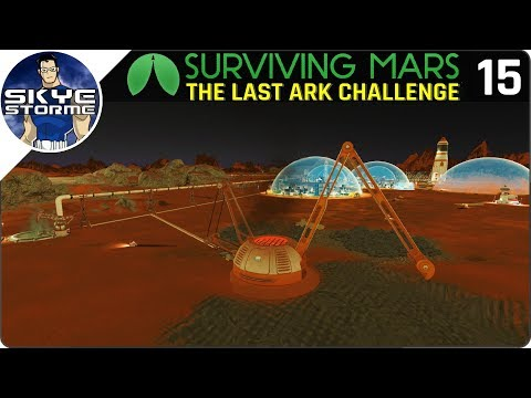 THE VERGE OF COLLAPSE! – Surviving Mars Green Planet THE LAST ARK EP 15 – Gameplay Tips & Tricks!