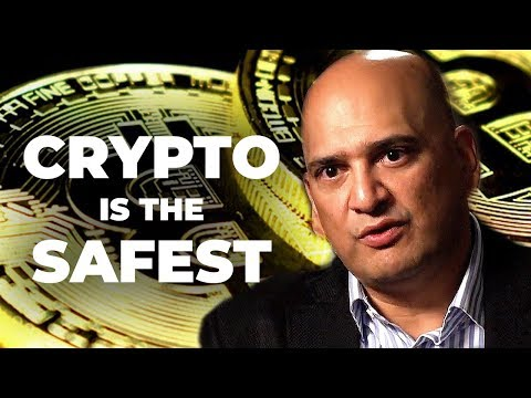 CRYPTOCURRENCY IS THE SAFEST ASSET YOU CAN HAVE – Teeka Tiwari | London Real