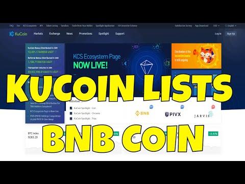 Binance Bans USA Users | Kucoin & Gate.IO Begin Trading Binance BNB Coin