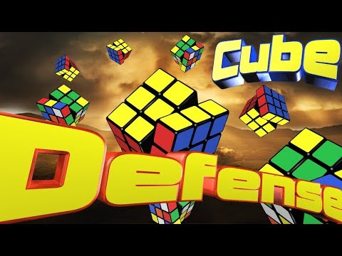 "Cube Defense🌸Doge Power🌸""DOGE DEFENSE?! """
