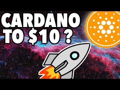 Cardano $10 Exit Strategy Realistic? – ADA PRICE
