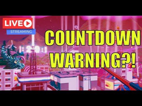 MONSTER ATTACKING NEO TILTED NEXT! COUNTDOWN WARNING?! (fortnite battle royale)