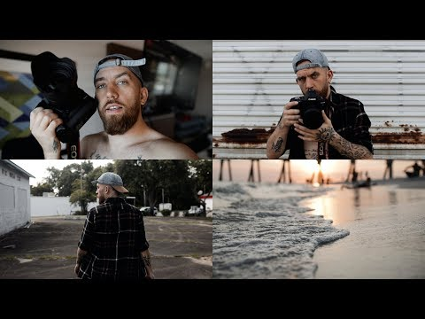 VLOG | Shooting With Canon EOS R… Kinda A Review!