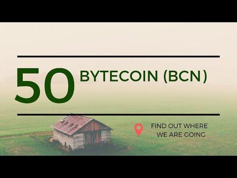 $0.001 Bytecoin BCN Price Prediction (21 June 2019)