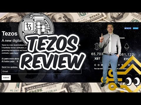 Tezos Review and Update | The #1 Cryptocurrency for 2018