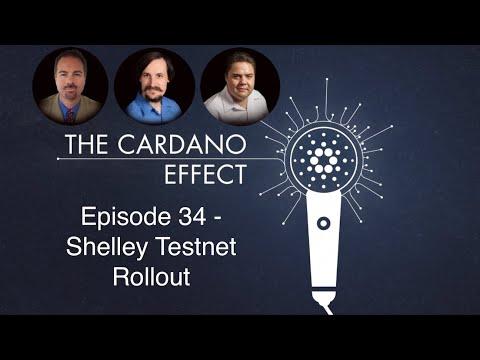 Cardano Shelley Testnet Rollout – Road to Decentralization Episode 34