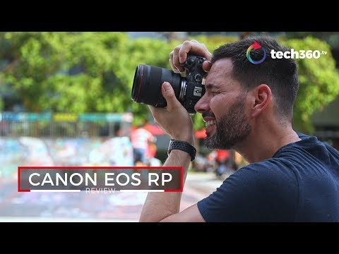 Canon EOS RP Review: The Right Camera At The Wrong Time?