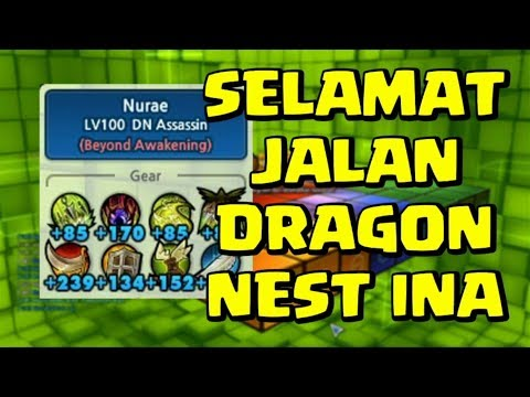 lost saga DN assasin masih ada