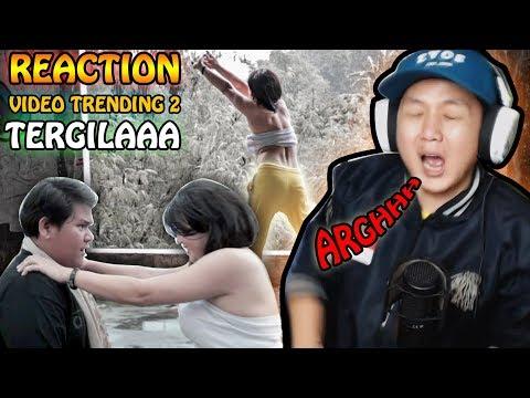 REACTION VIDEO TRENDING YOUTUBER KEMAS PAKE Z GILA G ADA OTAK On My Way X OTW versi FREE FIRE