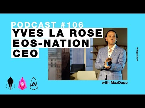 The EOS Podcast #106 – EOS Nation – 1.8 Upgrade Timeframe, Voice Launch, Governance, Value & More
