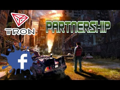 Tron (TRX) Justin Sun Talks Potential Facebook Partnership!?
