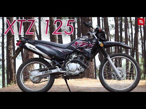 Yamaha XTZ 125 Full Review! – A Perfect Dirt Bike?