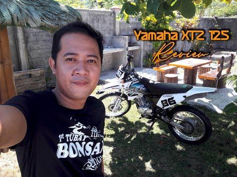 XTZ 125 Yamaha Review   OffRoad Bike