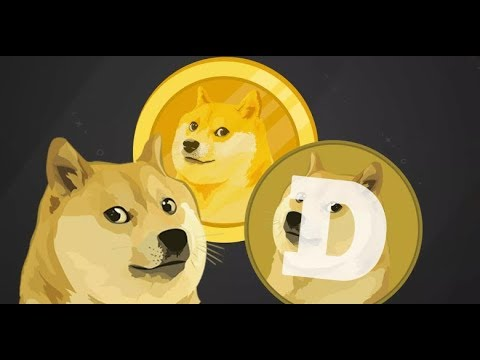 Having some fun with Dogecoin and cryptocurrency on Jomofi