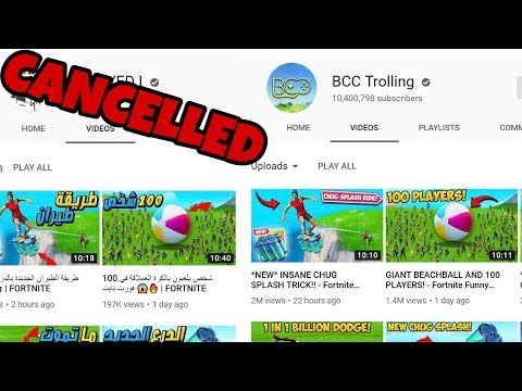 BCC Trolling Can TERMINATE a Huge YouTuber…(50 STOLEN Thumbnails)