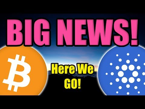 Actual Bitcoin FOMO | Cardano Milestone | Institution Buying ETH 1300% Premium | Crypto News