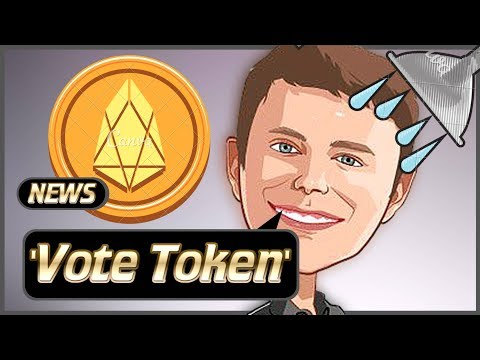EOS News Weekly #27 – Dan Larimer Vote Token & EOS Dapp News – Prospectors, Everipedia & More