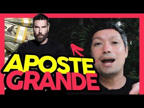APOSTE GRANDE NA HORA DE GANHAR DINHEIRO