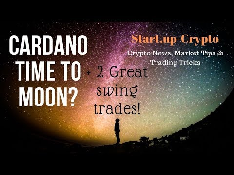Cardano ADA Going to make some BIG moves.