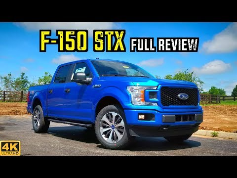 2019 Ford F-150 STX: FULL REVIEW + DRIVE | The BEST DEAL in the F-150 Lineup!