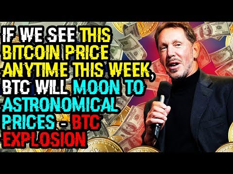 IF WE SEE This BITCOIN PRICE ANYTIME This WEEK, BTC Will MOON TO ASTRONOMICAL PRICES – BTC EXPLOSION