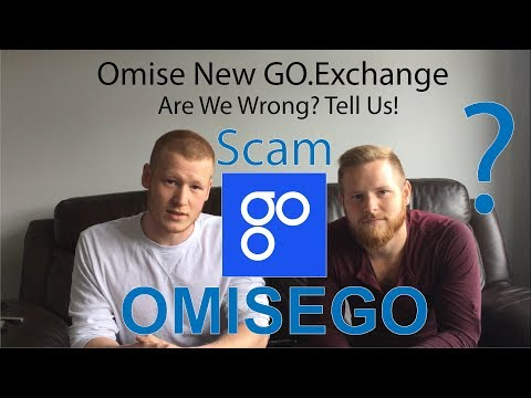 Is Omisego A Scam? Omise New Centralized GO.Exchange!