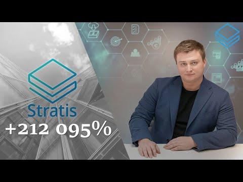 Обзор криптовалюты Stratis: особенности, преимущества, недостатки | Как заработать на Stratis?