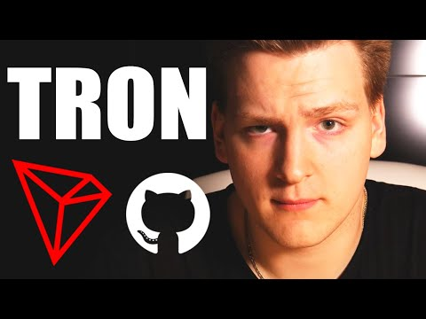 🚨 What is Happening to TRON ($TRX) – WHERE IS THE CODE? 😱 GitHub Review – Programmer explains