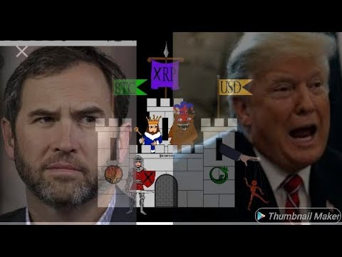 Will Crypto Make You Rich ? XRP $ 10 EOY BTC $ 20K or $ 100k EOY TRUMP BG BIS FATF Plans Within Plan