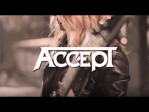 Accept – Balls to the wall cover / Ada Kaczanowska